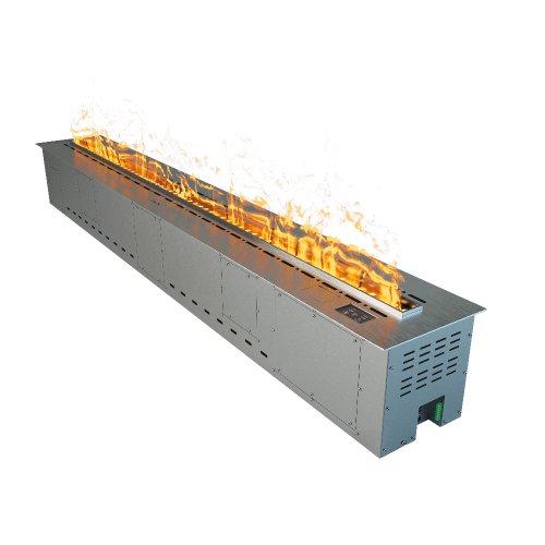 AirTone Vepo 1800 - автоматический электрокамин из стали