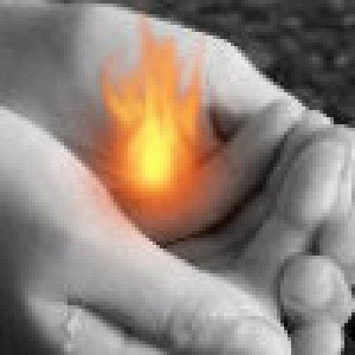 Предаться огню