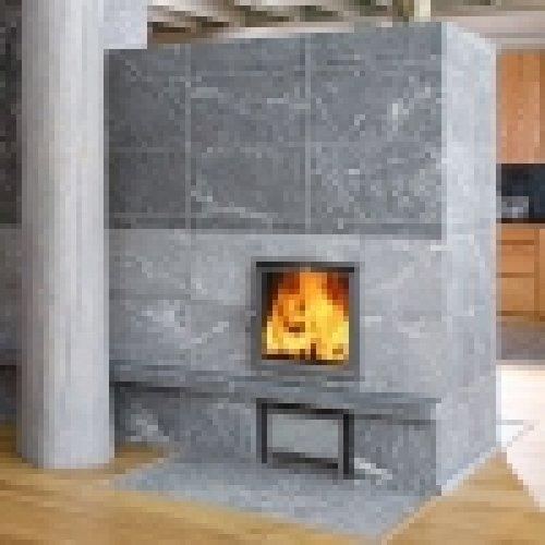 Талькомагнезит – самый тёплый и желанный гость в мире каминов