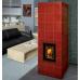 HEIN KLASIK Q1 керамика - квадратная изразцовая печь с мощной топкой
