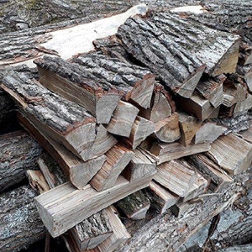 Несколько слов о дровах из дуба.
