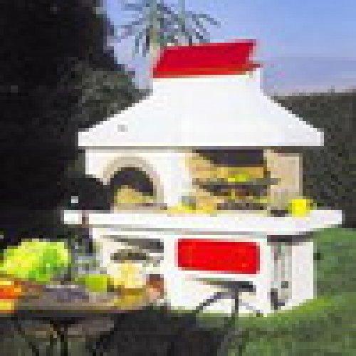 Барбекю-печь – классика уличной готовки