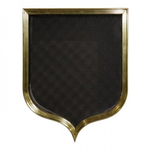 арт. 514.35.51MP Стальная каминная решетка с узором
