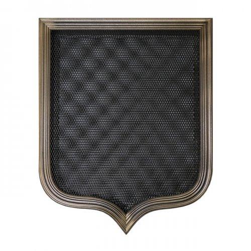 арт. 514.281MP Латунированная решетка для камина