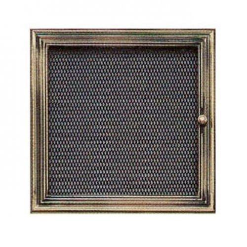 арт. 513.201MPBV150 Решетка из стали с жалюзи