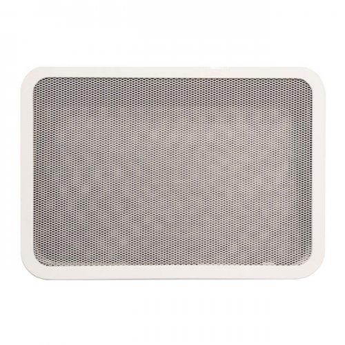 арт. 014.303 Каминная решетка белого цвета