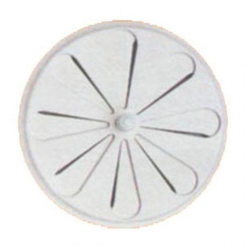 арт. 013.133RE100 Круглая каминная решетка