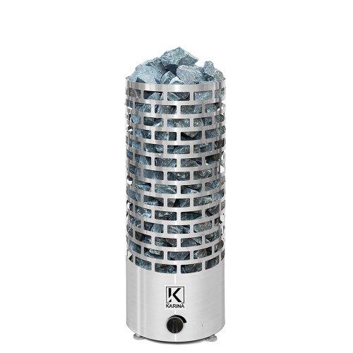 Karina NOVA 8 - электрическая каменка с встроенным управлением