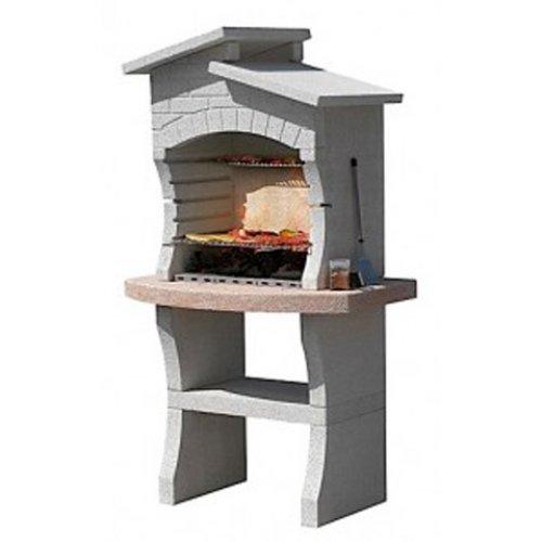 ASSUAN - дровяная печь с широкой рабочей поверхностью