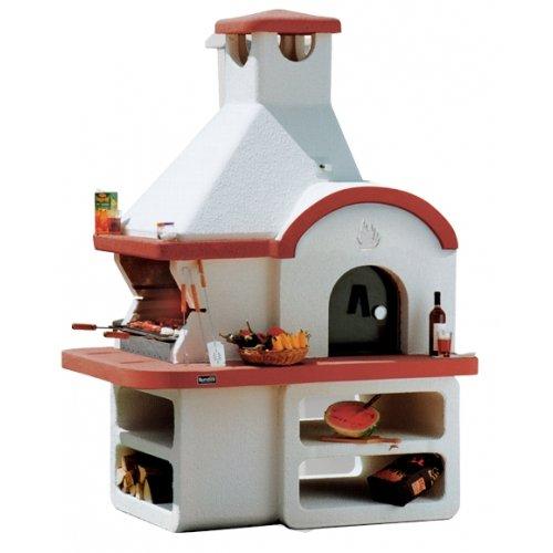AMERICA BIO - двухсторонняя уличная печка для приготовления пищи