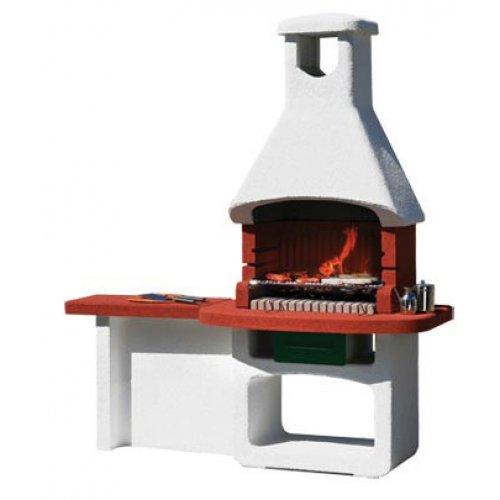 Granada - печь-барбекю с выдвижным зольным ящиком