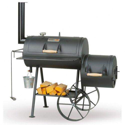 Euro Smoker Надежный гриль для приготовления мяса