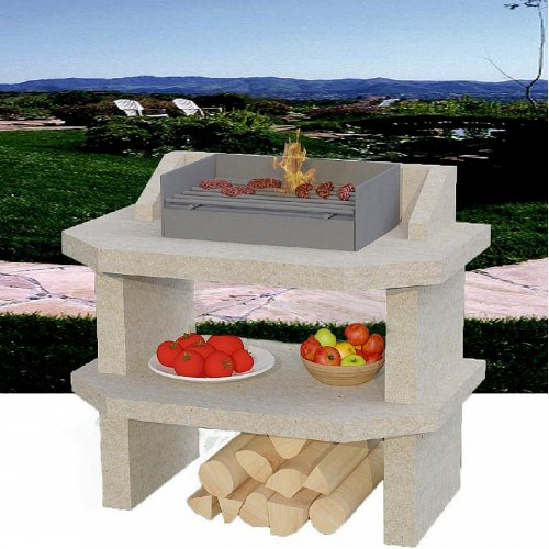 Гамей - Современная печь-барбекю из огнепрочных материалов