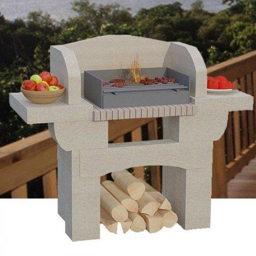 Пикник - Миниатюрная печь для небольшого загородного участка