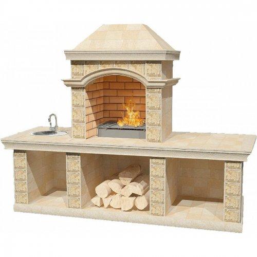 Флоренция - Удобная печь для приготовления барбекю