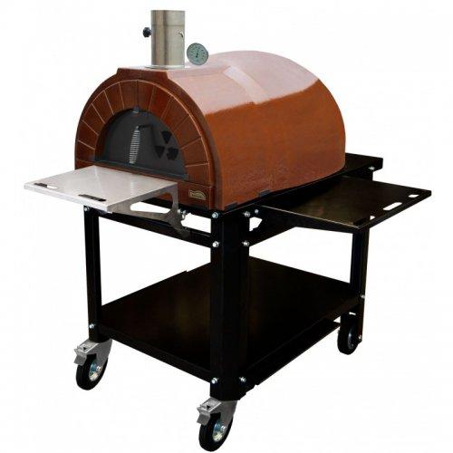 Ready mit Räder - Многофункциональная печь для приготовления пиццы