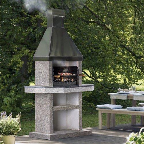 Darina (XL) - печь-барбекю из армированного бетона