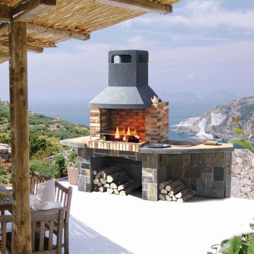 Niza (Низа) - Многофункциональная печь с встроенной раковиной
