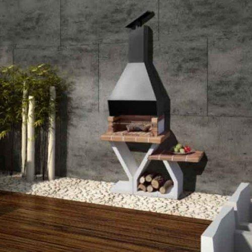 Selva (Селва) - Модель барбекю с основанием из вулканического камня