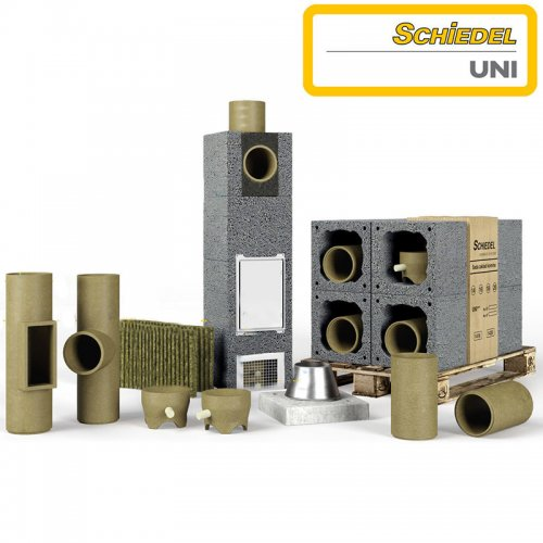 UNI — универсальный керамический дымоход