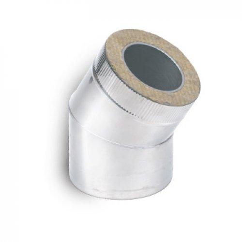 Отвод 30 ° DOTH D104 с изоляцией