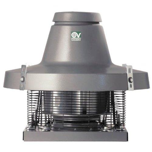 TRT 10 ED 4P крышный вентилятор для камина