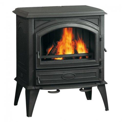 640 CB - Чугунная печь, работающая на дровах