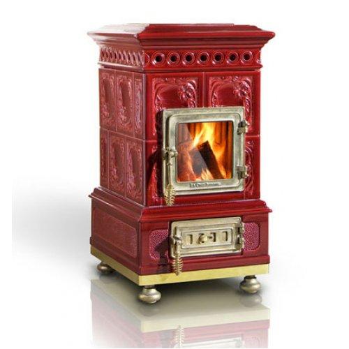 Liberty (Либерти) - керамическая печка прямоугольной формы