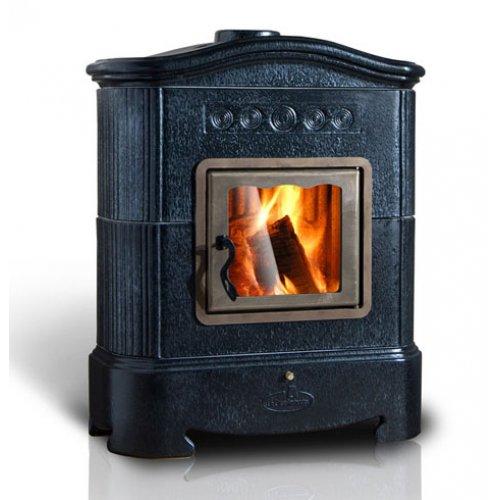 Ellisse (Эллис) - дровяная печь для установки в загородном доме