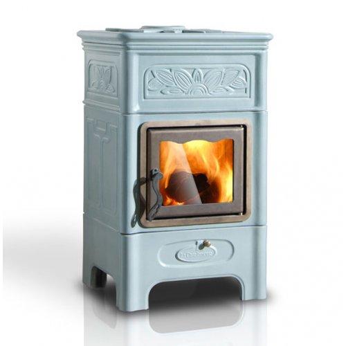 Deco (Деко) - небольшая печка из керамики с художественным оформлением