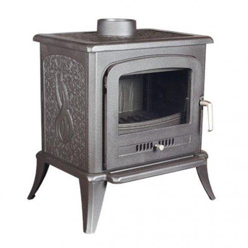 Koza/K7/термостат Печь каминного типа из высококачественного чугуна