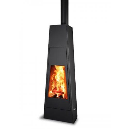 Ysen - Высокая печь из стали с уникальным дизайном