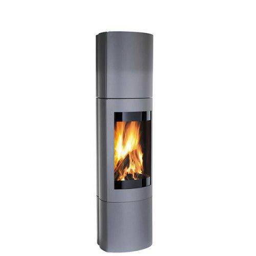 Doran 160 - Металлическая печка с уникальным дизайном