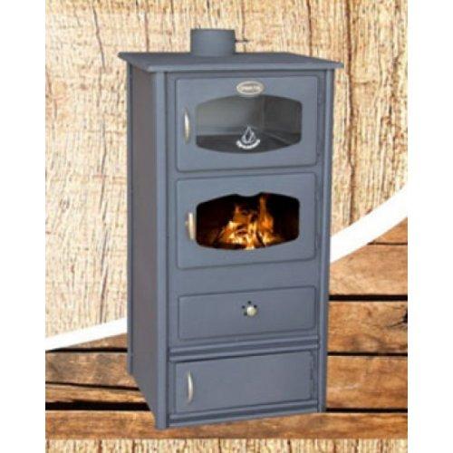 OVEN - Многофункциональная печка из металла с эмалевым покрытием