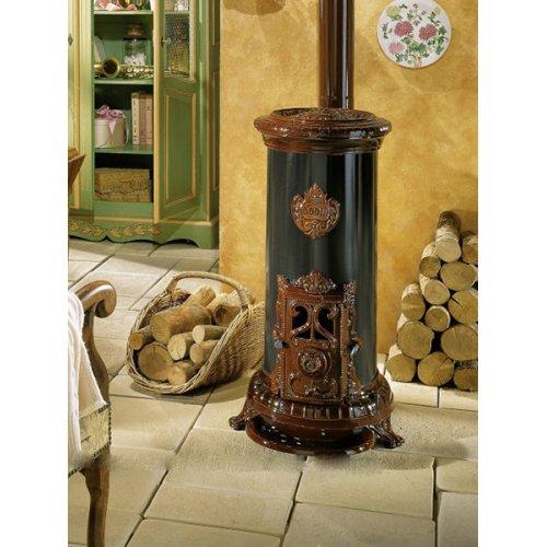 Petit Godin (Петит Годэн) мод.3721-A - Высокая печь-камин для загородного дома