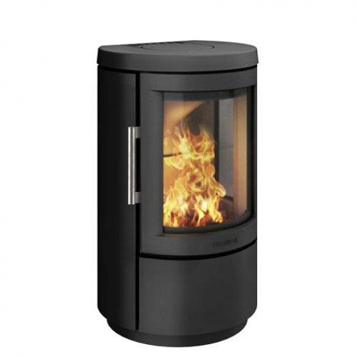 2620C - компактная стальная печка на пол или на стену