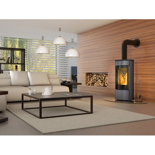 Senso S (Сенсо S) - Отопительная печь, работающая на дровах