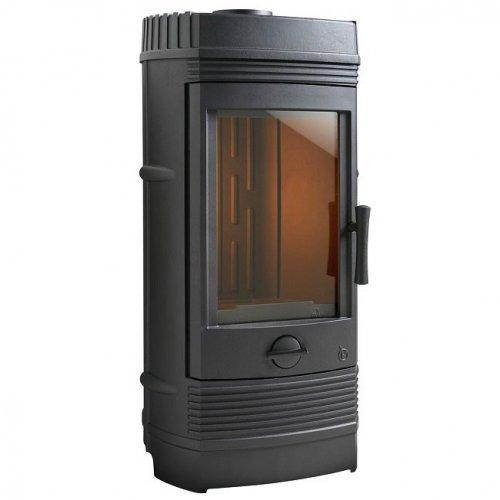 Gomont (Гомонт) - Вертикальная чугунная печь с большим окном