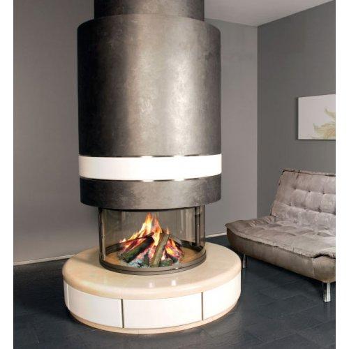Individual 7  - Индивидуал 7 цилиндрическая форма из стали
