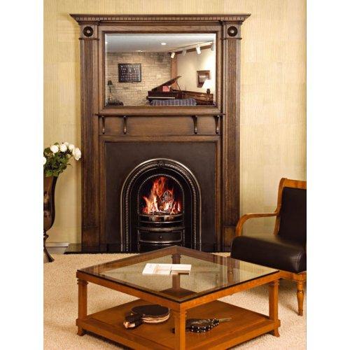 Somerset - Сомерсет дровяной камин с зеркалом