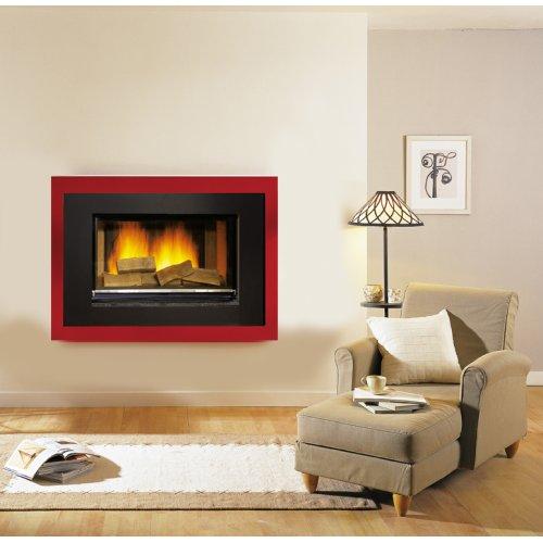 Valbois 700 (Вальбуа) - Цветное каминное обрамление из стали