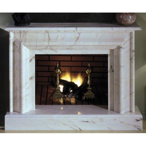 Boston (Бостон) - Мраморная облицовка из белого камня