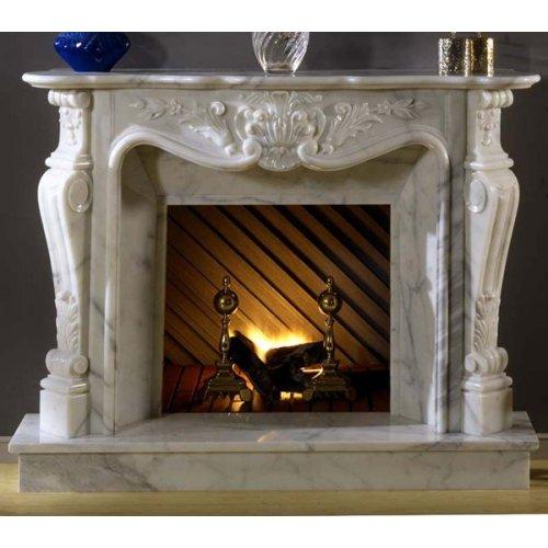 Versalles (Версаль) - Камин из мрамора с художественной резьбой