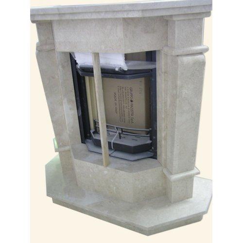 вертикальный портал для дровяного камина