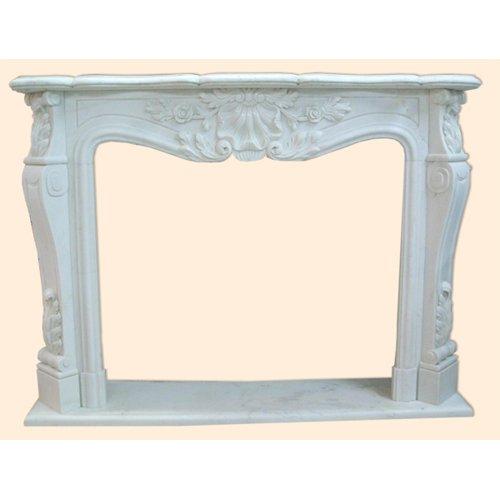 Марсель каминный портал с рельефными элементами
