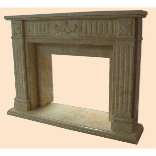 Париж модель декоративной отделки для дровяного камина