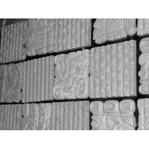 Рельефные плитки ручной работы