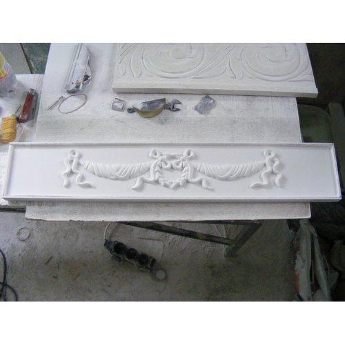 Декоративная накладка с рельефным узором