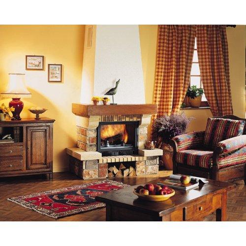 Bergerac (Бержерак) - Фронтальная облицовка из разноцветного бута
