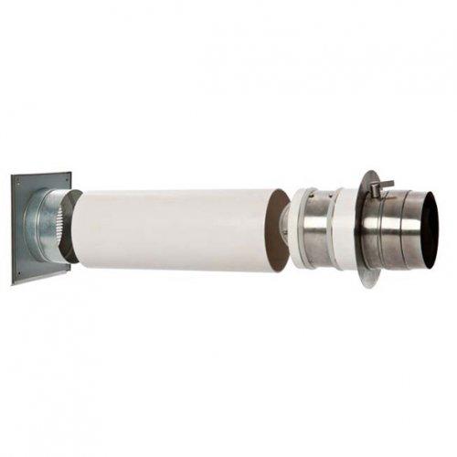 Двойной клапан подачи воздуха на горение